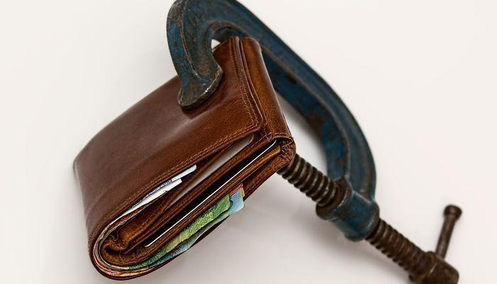 Baisse taux endettement