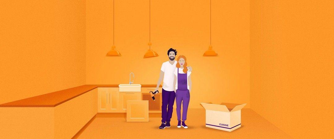 Rachat de crédit : rénover sa maison